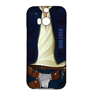 Attire Han Phone Cover for HTC M8 by Block Print Company