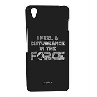 Disturbance in the Force Phone Cover for Oneplus X by Block Print Company