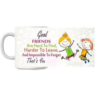 Thats u Friendship Coffee Mug