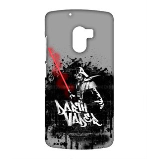 Vader Grunge Phone Cover for Lenovo K4 note by Block Print Company