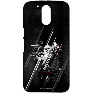Episode VII Phone Cover for Moto G4 by Block Print Company