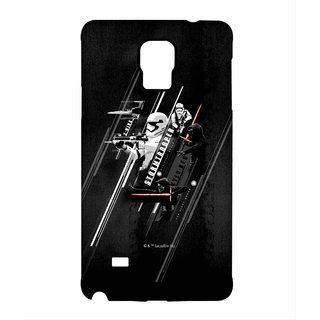 Episode VII Phone Cover for Samsung Note 4 by Block Print Company