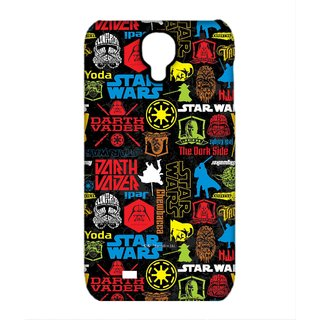 Star wars mashup Phone Cover for Samsung S4 by Block Print Company