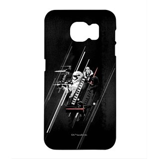 Episode VII Phone Cover for Samsung S7 by Block Print Company