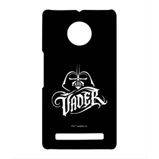 Vader Art Phone Cover for Yu Yuphoria by Block Print Company