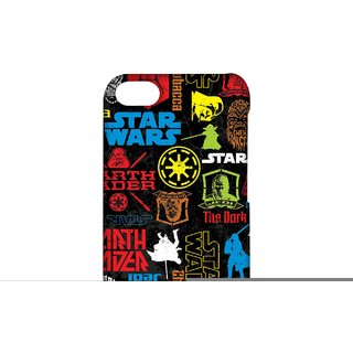 Star wars mashup Phone Cover for iPhone 4 by Block Print Company