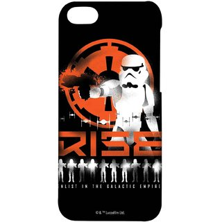 Stormtrooper Rise Phone Cover for iPhone 5c by Block Print Company