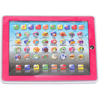 Y Pad English Learning Tablet For Kids With Led Light And Sound