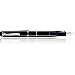 Pelikan Classic M205 Rings(Black) Fountain Pen