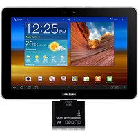 OTG Camera Connection Kit + Card Reader For Samsung Galaxy Tab 10.1 P7500 P7510