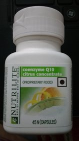 Amway nutrilite coenzyme Q10 citrus concentrate