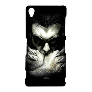 The Dark Claws Phone Cover for Sony Z3 by Block Print Company