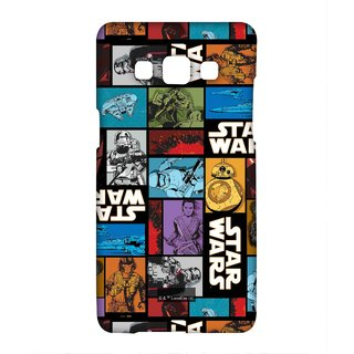 The Force Awakens Phone Cover for Samsung A5 by Block Print Company