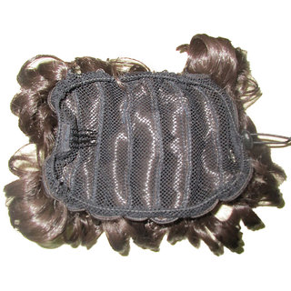 dd7caa12d42 Buy WigOWig Fancy Messy Hair Bun for Ladies Online @ ₹553 from ...