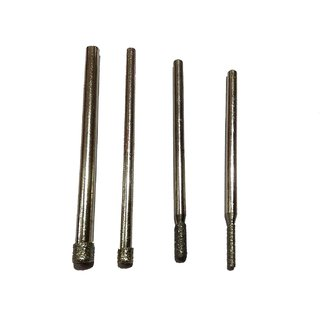 Glass Drill Bit Set(1 mm 2 mm 3 mm 4 mm)