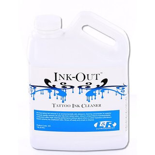 Ink- Out Tattoo Ink Cleaner