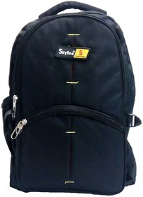Skyline College/School/Office Backpack Bag-Black -With Warranty-505