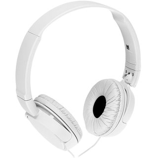 Sony MDR-ZX110A Headphone Without Mic (White)