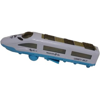 3D Dynamic Flash Electric Speed train