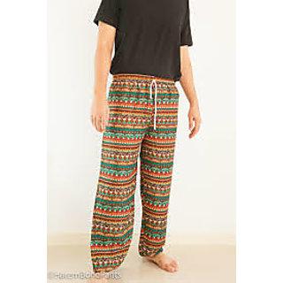 Cotton Striped Pyjama