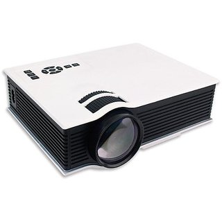New Release! UNIC UC40+ High Quality LED Projector With
