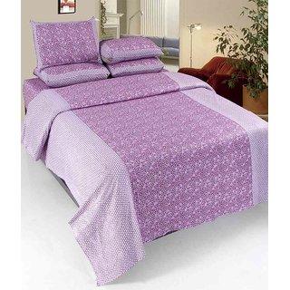 K Decor 100 Cotton Bedsheet