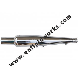 GLASSWOOL GOLDSTAR EXHAUST/SILENCER FOR RE CLASSIC 350/500 CC