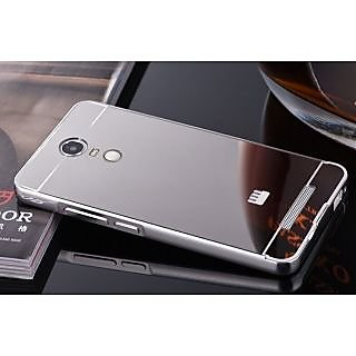 Redmi Note 3  Mirror Back Cover  (Silver)