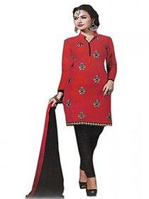 Bemissaldeals Presents Cotton Embroidered Dress Material