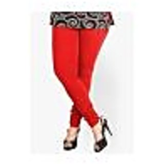 collection of red slim fit leggings