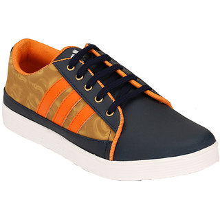 pamphilos men blue casual shoes