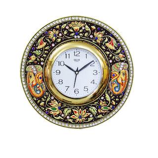 CraftJunction Wooden Wall Clock