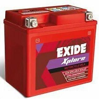 MKBATTERYWORKS Sealed Fxlo-Xltz5 4 Ah Battery for Bike