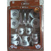 14 Pieces Classic Premium Quality Coffee and cutlery