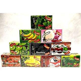 Desi Karigar Shisha assorted flavours pack of ten