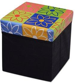 Jim-Dandy Multi Purpose Foldable Storage Stool ( RSS-09 )