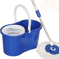 EASY MOP 360 ROTATING SPIN MOP MAGIC MOP FLOOR CLEANING MOP