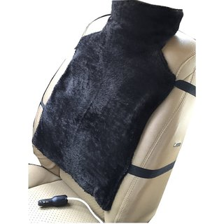 Car Seat Heating Jacket , XL size (12 volts operable on car charger point)