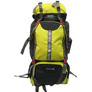 Oscar Masco Flurescent Trekking Bag