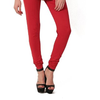 Leggings Red Ruby Style For Woman