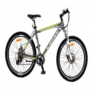 Kross Impel 400 Multi Speed Bicycle 26T Grey And White