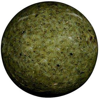 Satyamani Natural Vesuvianite Gemstone Sphere Reiki Crystal Vastu