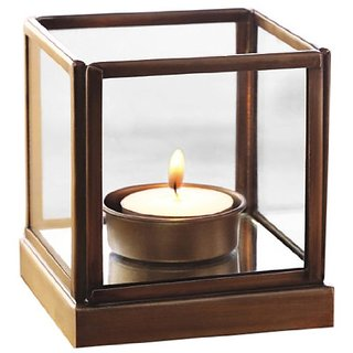 Tea Colour Beautiful Candle