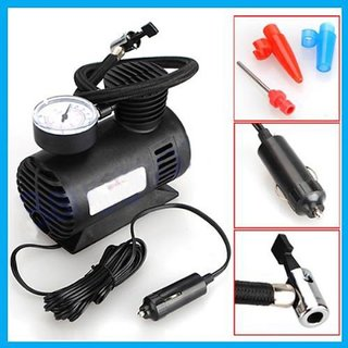 CPEX Air Pump Compressor Electric Car Bike Tyre Tire Inflator Tyre Pump