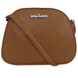 Estoss MEST5707 Brown Sling Bag