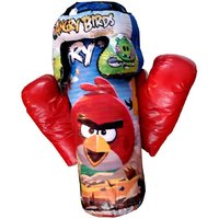 Angry Bird Boxing Kit For Boys