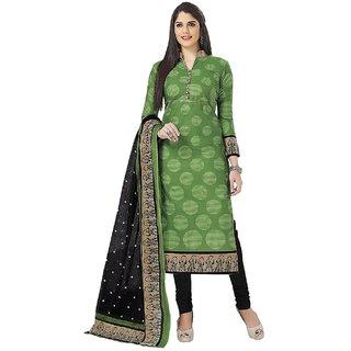 Womens A-Line Printed Salwar Suit Dress Material
