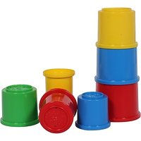 Set Of 10 Boxes - Funskool Stacking Drums - Return Gifts For Birthday