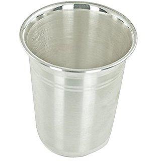 Shubham Motiwala BIS 990 Hallmark Silver Big Glass, 50 Gms
