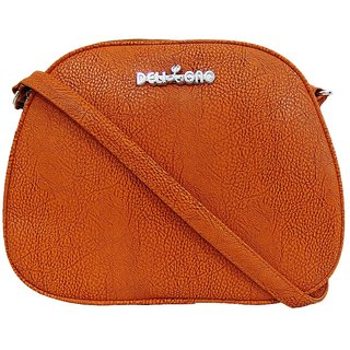 Estoss MEST5711 Brown Sling Bag